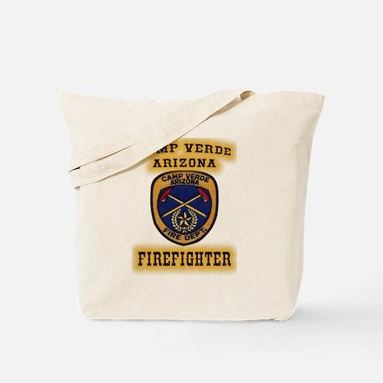 Camp Verde Fire Dept Tote Bag