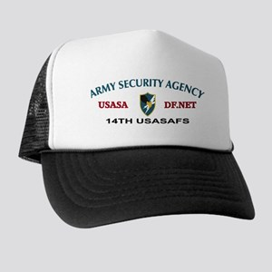 14th USASAFS Japan Trucker Hat