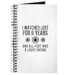 Lousy Ending Journal
