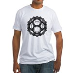 Bucky Balls Fitted T-Shirt