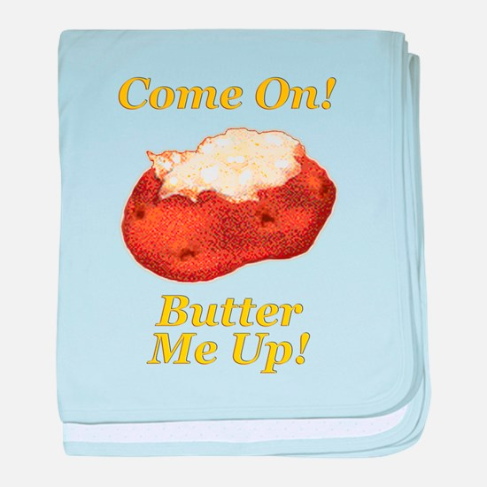 Butter Me Up! baby blanket