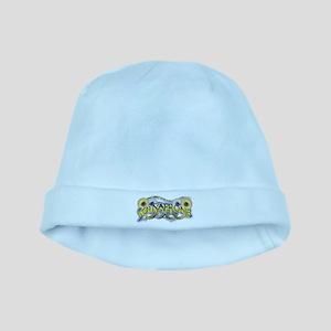 Sousaphone baby hat