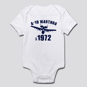 Varsity A-10 1972 Infant Bodysuit
