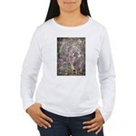Paint Drip Women's Long Sleeve T-Shirt