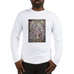 Paint Drip Long Sleeve T-Shirt
