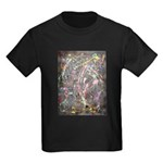 Paint Drip Kids Dark T-Shirt