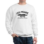 USS PRAIRIE AD-15 Sweatshirt
