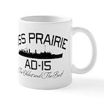 USS PRAIRIE AD-15 Mug