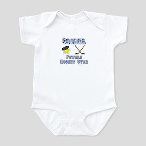Cooper - Future Hockey Star Infant Bodysuit