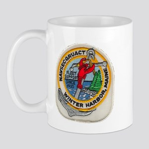 NAVAL SECURITY GROUP ACTIVITY, WINTER HARBOR Mug