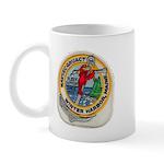 NAVAL SECURITY GROUP ACTIVITY, WINTER HARBOR Mug