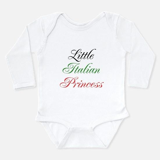 Little Italian Princess Onesie Romper Suit