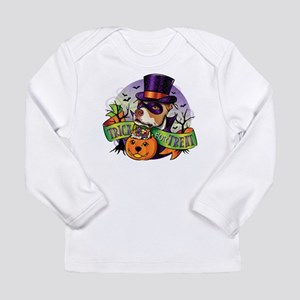 Trick for Treat Long Sleeve Infant T-Shirt