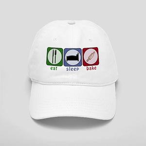 Eat Sleep Bake Cap