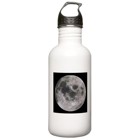 Moon Stainless Water Bottle 1.0L