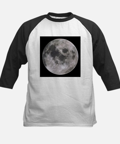 Moon Kids Baseball Jersey