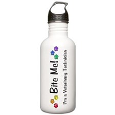 Bite Me Vet Tech Stainless Water Bottle 1.0L