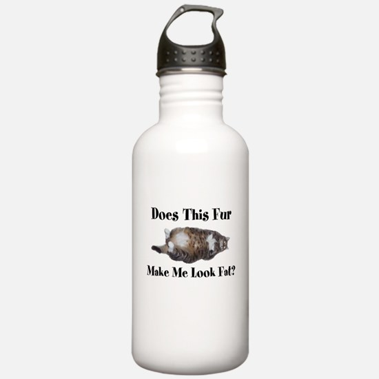 Cute Pcos weight loss challenge Water Bottle