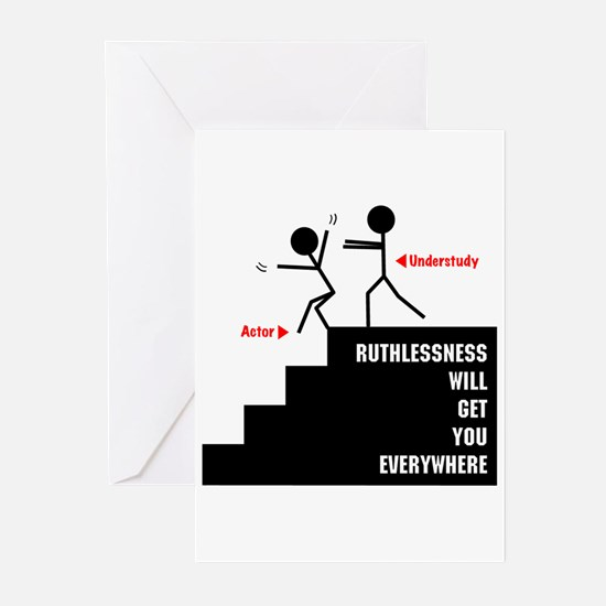 Understudy Greeting Cards (Pk of 20)