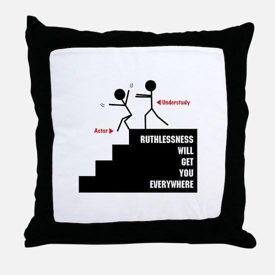 Understudy Throw Pillow