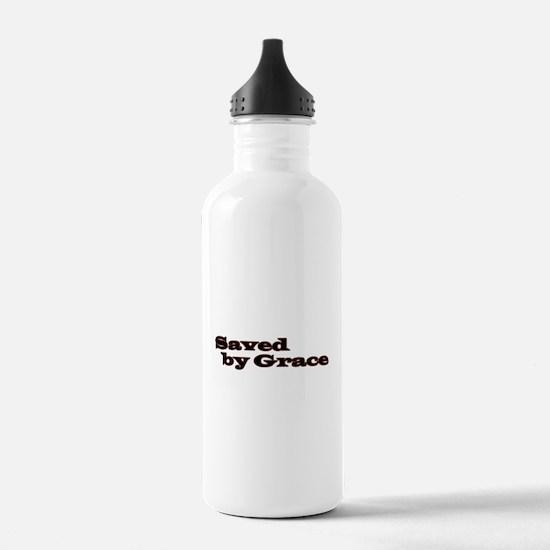 Christianity Water Bottle