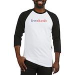 Freedumb Baseball Jersey