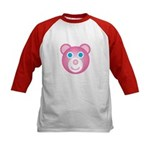 12 Hugs Bear Kids Baseball Jersey