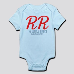 Twin Peaks Double R Diner Body Suit