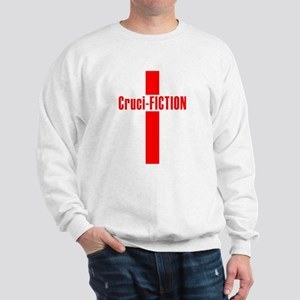 Cruci-FICTION, Atheist Sweatshirt