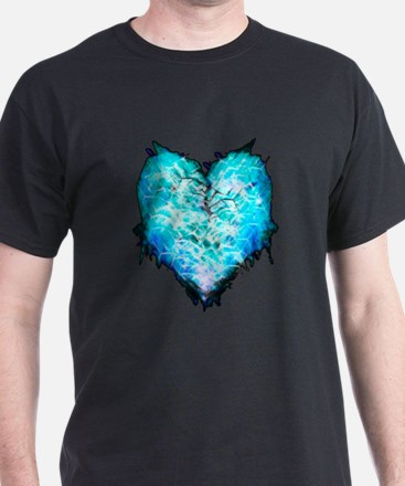 Cute Cracked ice T-Shirt