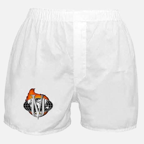 Unique Super villain Boxer Shorts