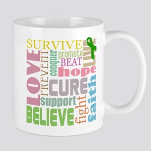 Brain Injury Awareness Mug