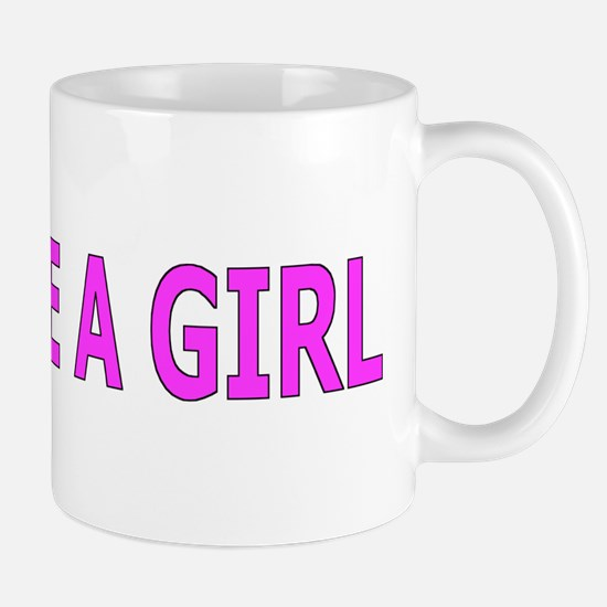 Run Like a Girl Mug