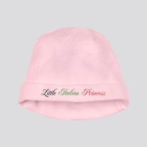 Little Italian Princess baby hat