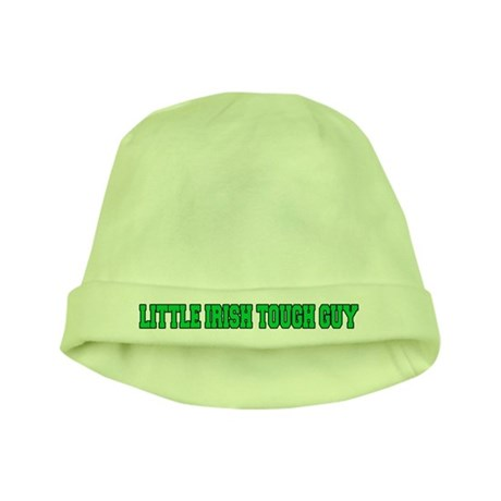 Little Irish Tough Guy baby hat