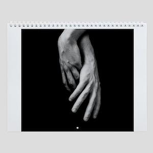 Hands Intertwined Wall Calendar