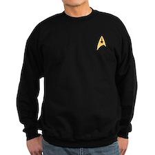 Star Trek Command Logo Sweatshirt (dark)