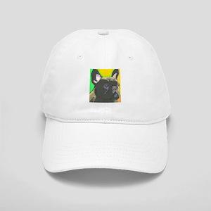 Brindle French Bulldog Cap