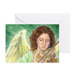 Angel Greeting Cards (Pk of 10)