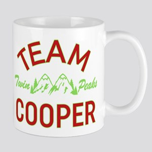 Twin Peaks Team Cooper Mugs