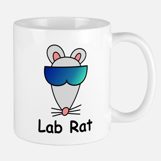 Lab Rat molecularshirts.com Mug