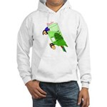 Beaker molecularshirts.com Hooded Sweatshirt
