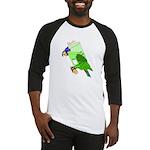 Beaker molecularshirts.com Baseball Jersey
