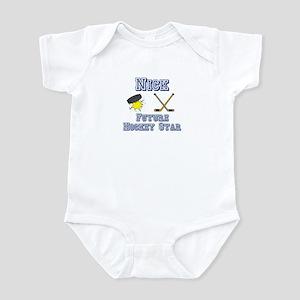 Nick - Future Hockey Star Infant Bodysuit