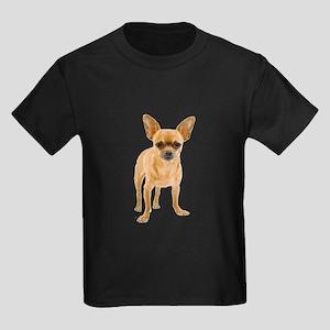 Chihuahua Stand Kids Dark T-Shirt
