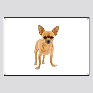 Chihuahua Stand Banner