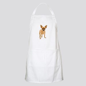 Chihuahua Stand Apron