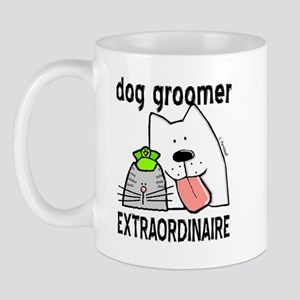 Pet Groomer Extraordinaire Mug