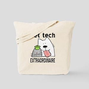 Vet Tech Extraordinaire Tote Bag