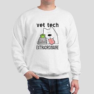 Vet Tech Extraordinaire Sweatshirt